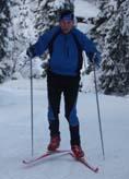 Meg p� ski