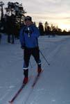 Meg p� ski nytt�rsaften 2005