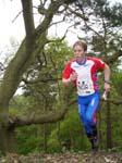 Lars Skjeset løp meget bra både på stafetten og mellomdistansen