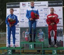 Stig Alvestad, Anders Nordberg and Holger Hott Johansen