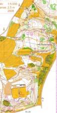 Kart fra sprint