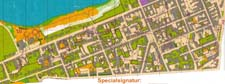 Map from Sprint in Silkeborg