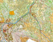 Map from NM Long 2006 at Hovden