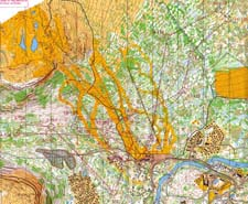 Map from Micro at NM Middle 2006 at Hovden
