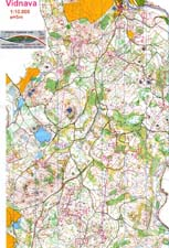 Map from Middle-training