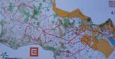 Map WOC Relay, Olomouc
