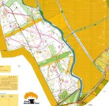 Sprint, Hruby les, part 1