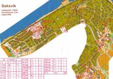 Trondheim Sprintcup-2, Saksvik