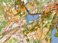 Trondheim Open, Chasing start, part 1