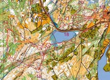 Trondheim Open, Chasing start, part 2