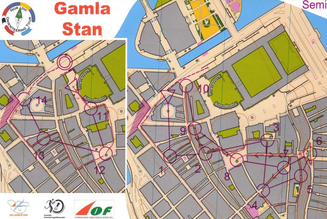 2010 06 22 Wc 5 Nort Sprint Semifinal Gamla Stan Stockholm Sweden