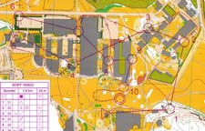 Nordic Tour, Sprint Quaterfinal