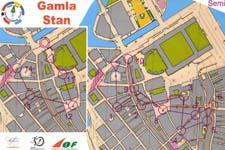 Nordic Tour, Sprint Semifinal