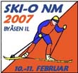 Ski-o NM 2007, Trondheim