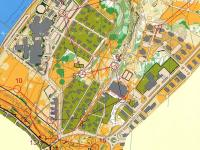 Maps from SM Sprint Qual on Gotland