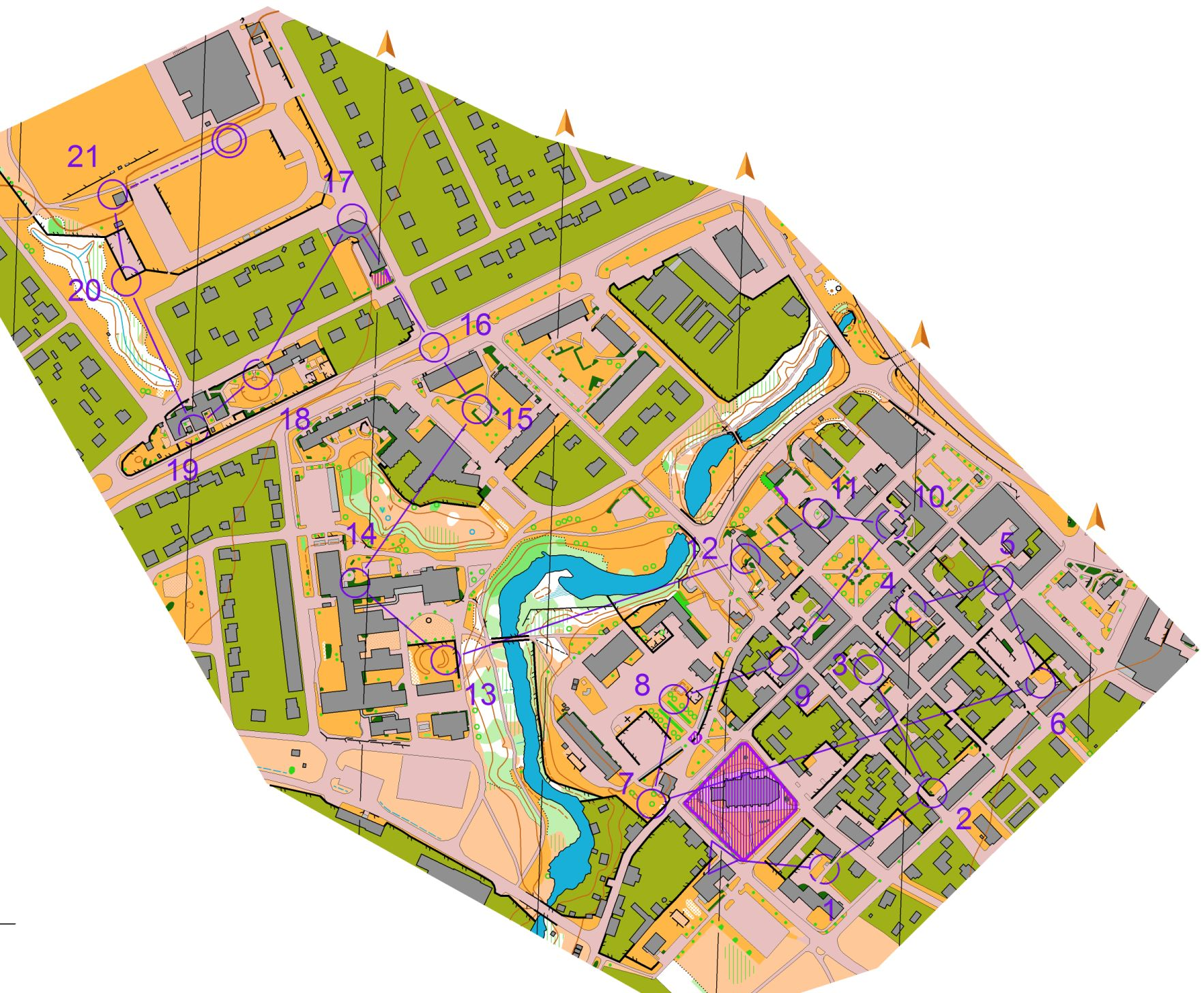 Swedish League Sprint (14/05/2015)