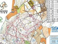 Jukola night training (14-03-2015)