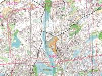 Jukola training (15-03-2015)