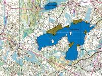 Jukola 2012 training, Helsinki